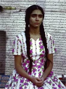 Shirin Neshat 2008, Faezeh