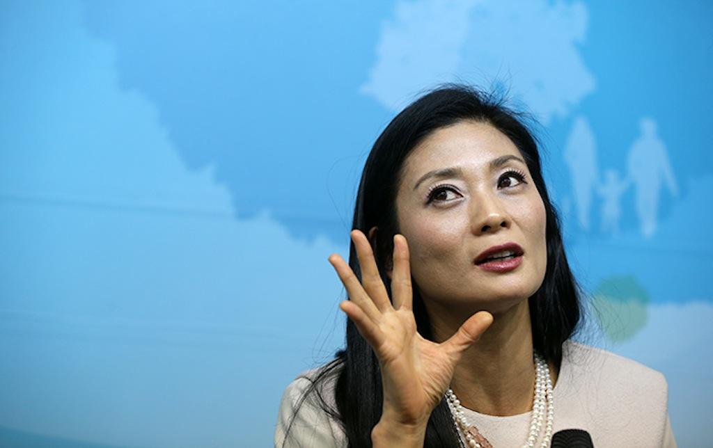 Ballerina Kang Sue-jin to lead Korean National Ballet