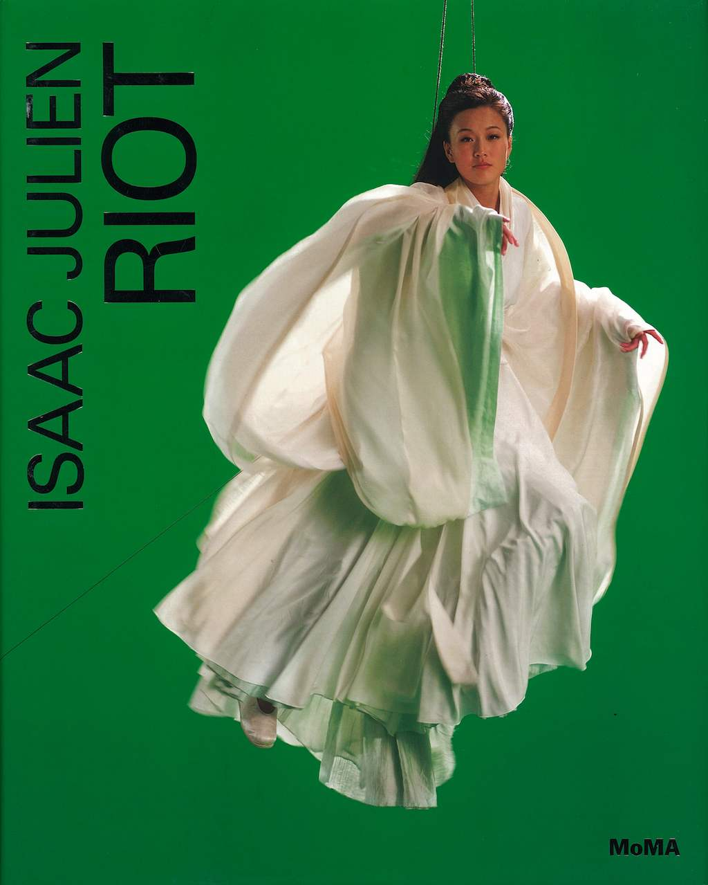 Riot: Book celebrates Isaac Julien's work