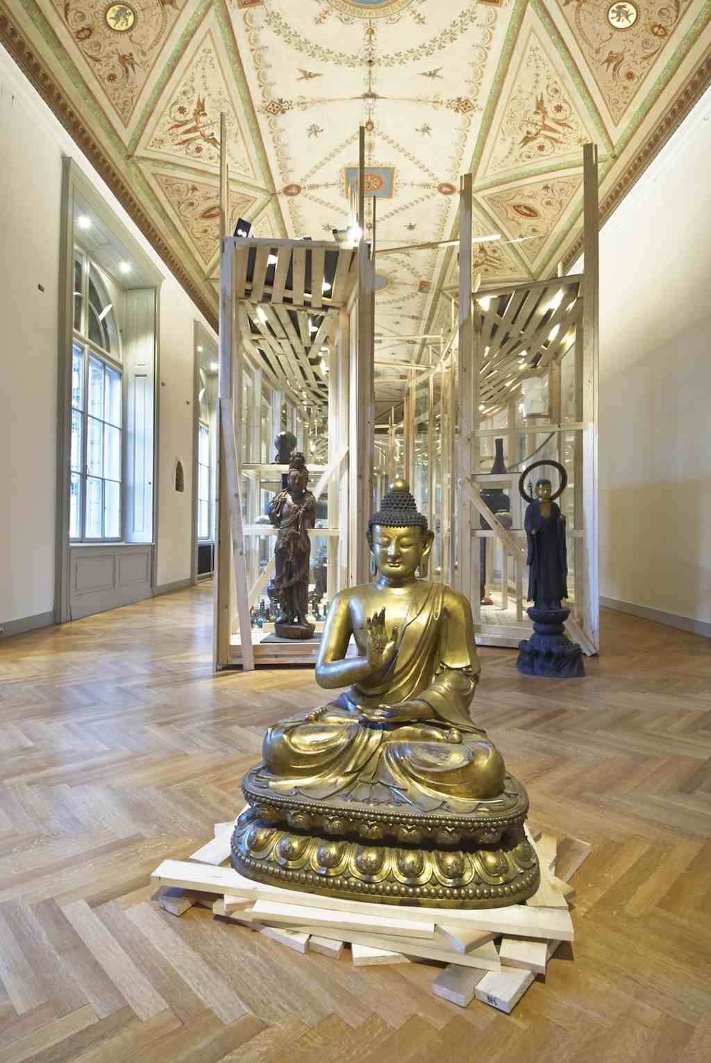 MAK Vienna unveils Asian art reinstallation