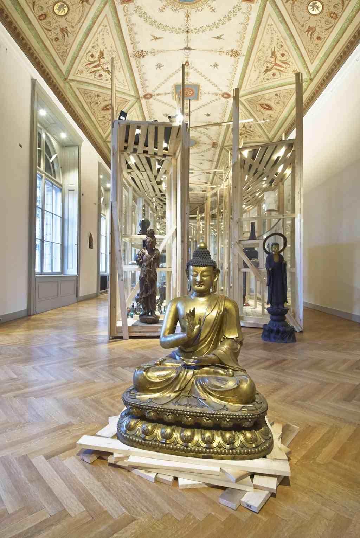 MAK Vienna unveils Asian art reinstallation