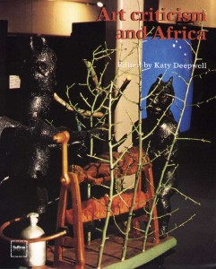 Art Criticism and Africa