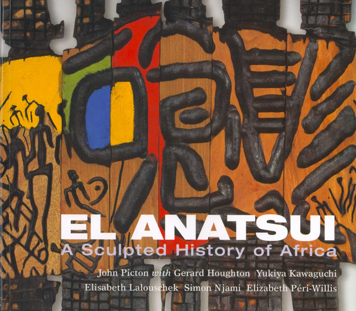 africa95, Africa05 and beyond: El Anatsui in conversation with Sajid Rizvi