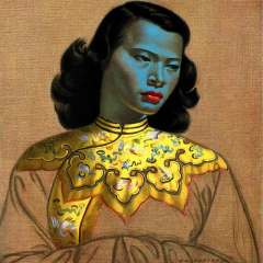 Tretchikoff's Chinese Girl auction sets record