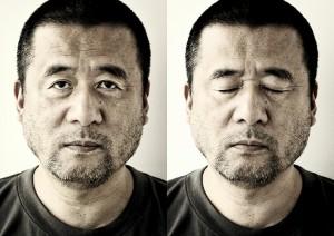Chinese video director Zhang Peili