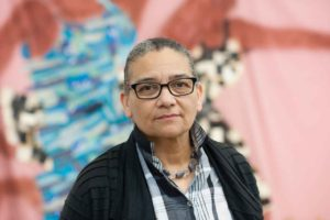 Lubaina Himid by Edmund Blok via Tate