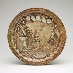 A Horse by a Pond and Other Congruities in  Medieval Iranian Ceramic Decoration: Abstract for lecture